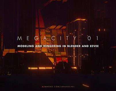 Patreon - Megacity 01