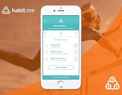 Habit.me Routine App