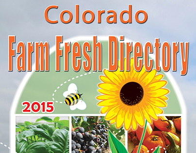 Colorado Farm Fresh Directory Cover 2015