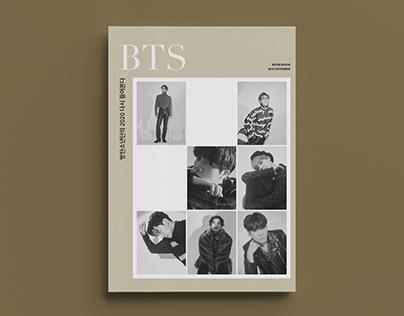 BTS Weverse Magazine (fanmade)