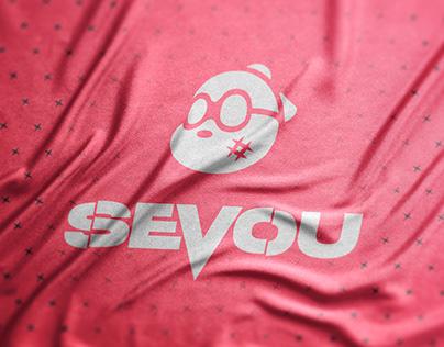Sevou - Logo Redesign