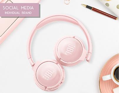 Social Media - Individual Brand