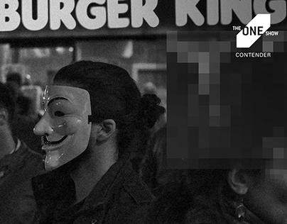 Burger King - 100% Beef