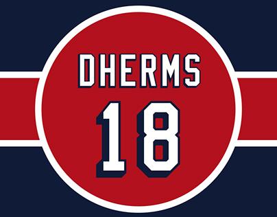 Dherms18 logo