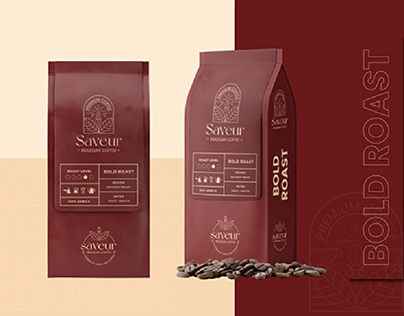 Coffee Branding Brand Identity café kafe قهوة кофе