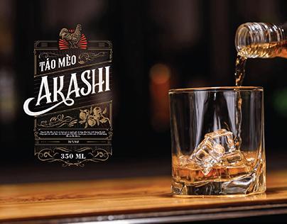 AKASHI - Japanese Alcohol