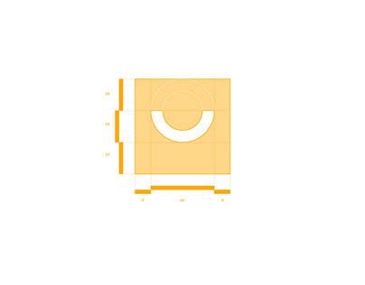 Happy Box: Logotype & Graphic Identity