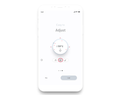 App design for smart home devices