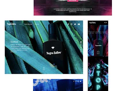 Tequila Negro Zafiro web