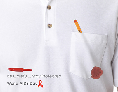 Be Careful... Stay Protected World AIDS Day