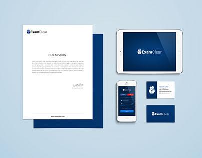 Examclear.com Branding