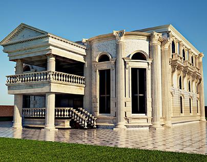 Classic Villa Design