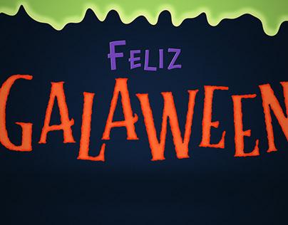 2D // Galaween Halloween Holiday Package