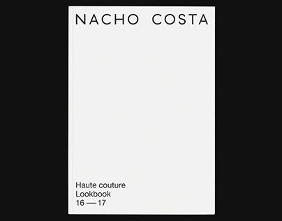 NACHO COSTA. Fashion designer brand