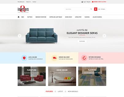 Creative Showcase - Website Designs 2016-17