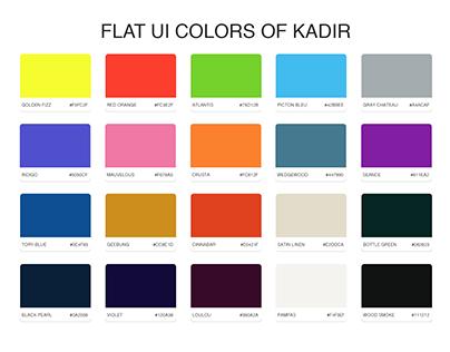 Colors Of Kadir
