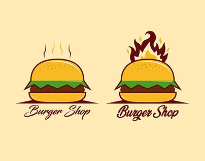 Fast Food Shop Logo