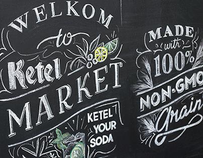 Ketel One Vodka Market