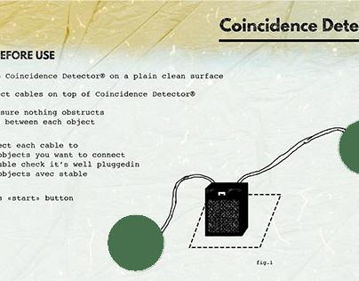 Détecteur de Coïncidences® | Coincidence Detector®