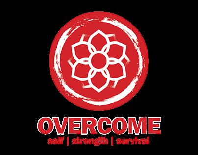Overcome Logo