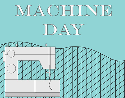 Sewing Machine Day Submission to Bookstr