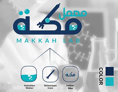 makka lab branding
