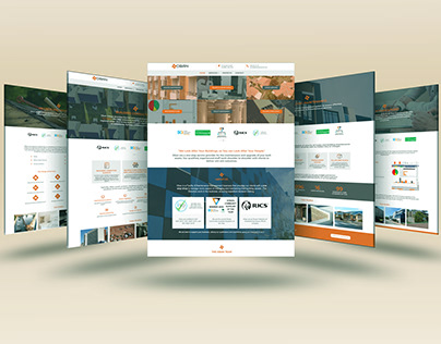 Web Design for Property Service Group