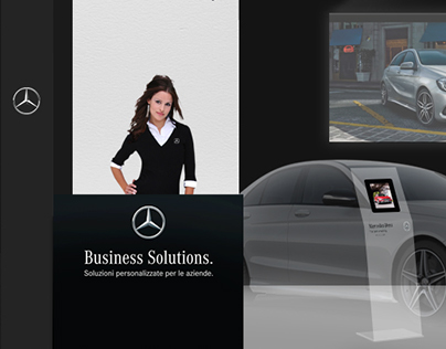 Mercedes Benz - Stand design