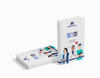 Diary Design 2021 For MedsIT Nexus | Diary Kit