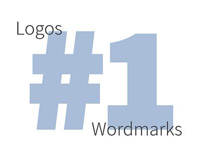 Various Logos #1 - Wordmarks