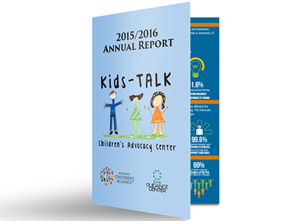 Annual Report Bi-Fold