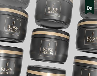 Rose Maria Branding