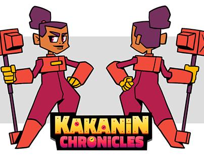 Character Design for Kakanin Kronicles