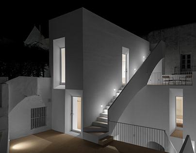 Vejer_b5 - architect Manuel Aires Mateus