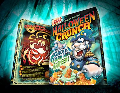Halloween Crunch 2015