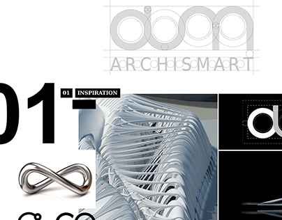 ARCHISMART visual identity