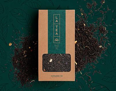 LaTea - Branding Design