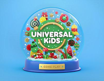 Universal Kids — Holiday House