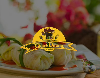 Quick Dining Website Design