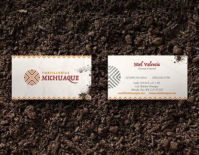 Michuaque - Branding Tortillerías