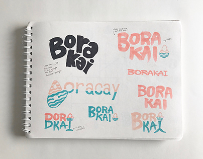 Personal Project Sketchbook | Ideation