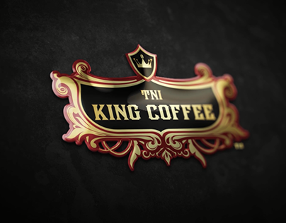 THE MONEST X KING COFFEE