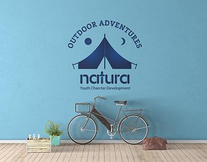 natura (Camping) -Outdoor Adventures Branding