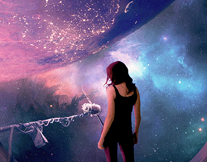 """Beyond"" - Photo Composite"