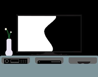 Let's Watch Tv :)