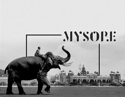 Mysore | Minimal Font