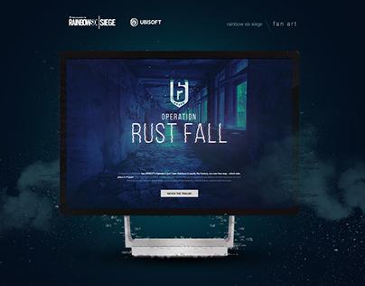 Operation Rust Fall