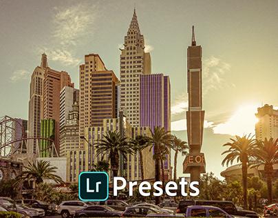 Adobe Live - Lightroom Presets