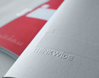 Thinkwide™ Blankbook'15