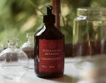 Stockholms Bränneri Hand sanitizer